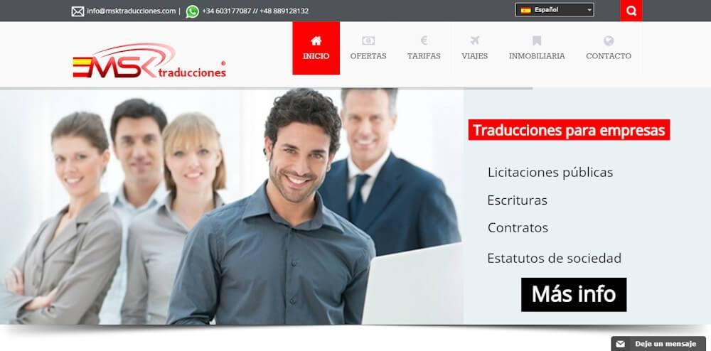 www.msktraducciones.com